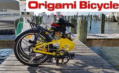 If you are looking for a Folding Bicycle Company that can provide you with excellent travel bike, then way to the significant company is ideal. They are dedicated to provide conventional and portable foldable bicycle to their clients. With the power to be able turn for easy transportation and storage space. @ http://www.origamibicycles.com