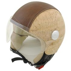 Casco sughero CV440 #hornhelmet #helmet #casco #personalizzato #custom #beige