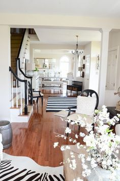 5 GREAT TIPS FOR CREATING ROOMS THAT FLOW WELL TOGETHER - StoneGable