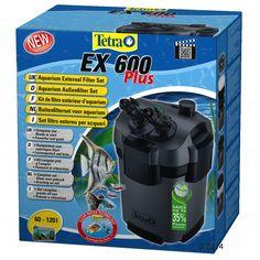 Animalerie  Tetra EX Plus Filtre extérieur daquarium  EX 1200 Plus aquarium de 250 à 500 L