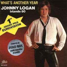 johnny logan eurovision song contest 1980