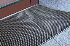 Výsledek obrázku pro entrance cleaning metal grate