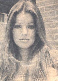Priscilla Presley - she was so pretty...