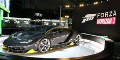 Centenario shown at the presentation of Forza Horizon 3