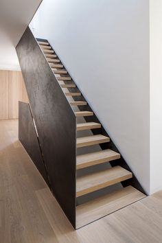 Simple and Modern Staircase Design Ideas (Best for Home and Office) - JJones Interior Staircase, Staircase Design, Interior Architecture, Staircase Ideas, Stair Design, Staircase Architecture, Interior Design, Stair Handrail, Staircase Railings