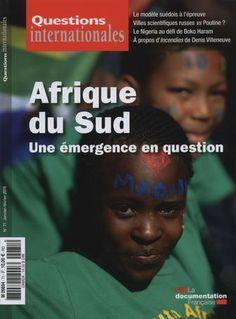 QUESTIONS INTERNATIONALES. Cette revue entend offrir une analyse claire, rigoureuse et objective des relations internationales contemporaines. La revue s'adresse à tous ceux qui s'intéressent aux grandes problématiques du monde contemporain.