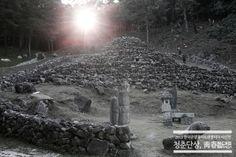 [경남 산청] 구형왕릉, Royal Tomb of King Guhyeong photographed by 백종선
