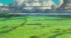 """""""The Wind Rises 風立ちぬ""""   © Studio Ghibli*   • Blog/Website   (www.ghibli.jp)    ★…"""