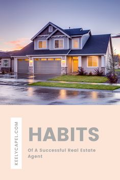 What is is that the top producing agents do religiously? I take a look into the habits all successful agent swear by How To Move Forward, Estate Agents, Achieve Your Goals, Start Up Business, Family Goals, Confident, Mindset, The Neighbourhood, How To Become
