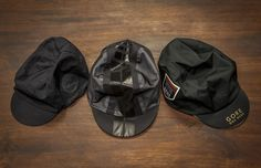 Rain Caps: The Best Wet-Weather Gear You're Not Using  http://www.bicycling.com/bikes-gear/reviews/rain-caps-the-best-wet-weather-gear-youre-not-using