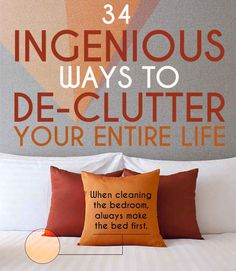 34 Ingenious Ways To De-Clutter Your Entire Life - BuzzFeed Mobile