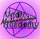 vedic math...awesome. Will teach my kids (after myself) so they can be more like Asians.