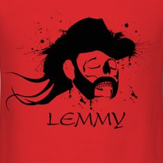 Lemmy t shirt designs