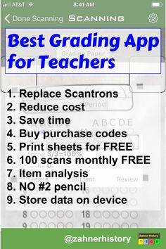 Bubble sheets are still one of the quickest and most secure ways to collect student responses. This article is about the best grading app for teachers. Instructional Strategies, Assessment, No Response, Bubble, Coding, Classroom, Teacher, Student, Technology