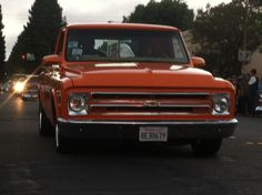67 Chevy C10 truck