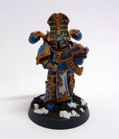 Thousand Sons Rubric Marine for Warhammer 40,000