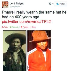 Pharrell's Fashion Statements Throughout History