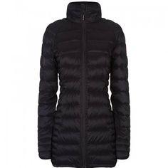 Nieuwste Canada Goose Brookvale Puffer Coat Zwart Dames Jassen Online