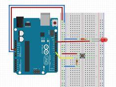 Arduino Tutorium Kapitel 5: Pull- Up und Pull- Down Widerstände - Werde zum Maker mit MyMakerStuff