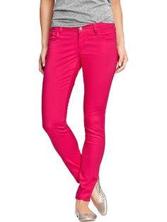 bigchipz.com bright colored skinny jeans (34) #skinnyjeans