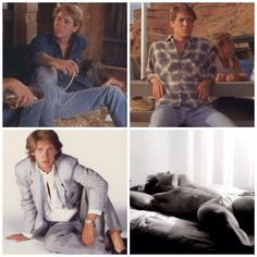 """avidlonelytraveller: """" I'd like to dedicate this photo to James's crotch! """" I would pay billions to time travel and date him when he was in his twenties I mean I'm in my twenties too plus he is the. James Spader Young, Daniel Jackson, Time Travel, The Twenties, Hot Guys, Love, Film, Fictional Characters, Knitwear"""