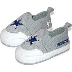NFL Dallas Cowboys Baby Pre-Walk Shoes (Size 1 (0-3 Months)) Baby Fanatics,http://www.amazon.com/dp/B0095K8L3E/ref=cm_sw_r_pi_dp_wbH7rb0NTP858B4R
