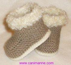 Snugboots© Bubby Boots THE Original Knitting Pattern Baby Booties Knitting Pattern, Knitted Booties, Crochet Baby Booties, Baby Knitting Patterns, Baby Patterns, Free Knitting, Knitted Baby Boots, Knitting Socks, Crochet Patterns
