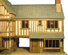 Buy The Olde Coach Inn Dolls House For GBP At Maple Street. All Orders Over  GBP 40 Are Delivered Free