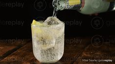 Gin & Tonic Cinemagraph by Mike Searle