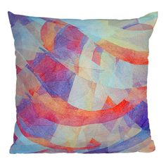 Jacqueline Maldonado New Light Throw Pillow