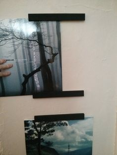 DIY slide-out vinyl frames - Imgur