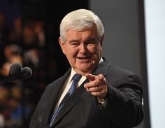 Newt Gingrich was on Sean Hannity's radio program yesterday. He was speculating…