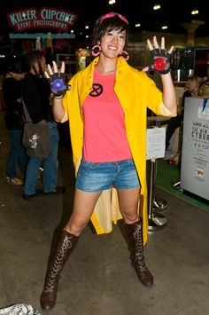Jubilee #Marvel #Xmen #cosplay | Comikaze Expo 2013