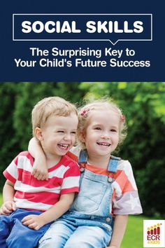 Did you know that your child's ability to make friends matters? Learn how your child's social skills affect their future success, starting in Kindergarten.