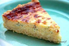 Juustopiirakka - Suklaapossu Pizza Nachos, No Salt Recipes, Key Lime, Quiche, Food And Drink, Pie, Bread, Cheese, Snacks