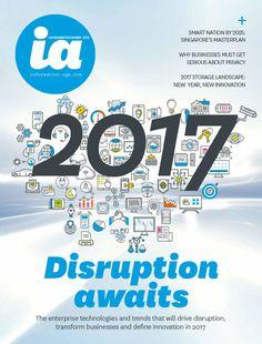 Information Age Nov / Dec 16 Cover