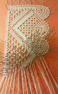Empiece del encaje De Rosa Torres