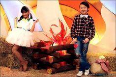 40 melhores momentos da infância nas festas juninas