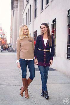 Day in the Life: Amanda Hearst & Georgina Bloomberg
