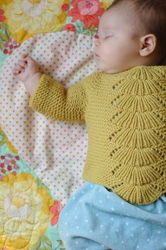 ..the most adorable baby knit ever?