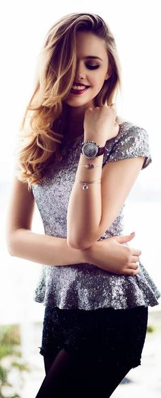 #Kristina #Bazan For #Chopard  by Kayture i love this woman