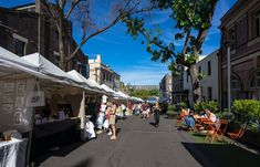 The Rocks Markets Free Things To Do In Sydney