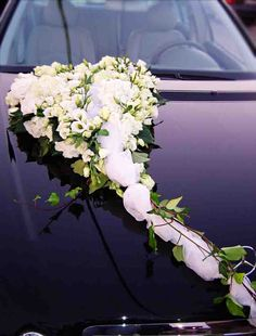 Καρδιά-με-λευκά-λουλούδια-&-τούλια