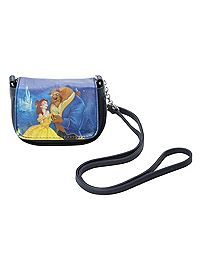 HOTTOPIC.COM - Disney Beauty And The Beast Crossbody Bag