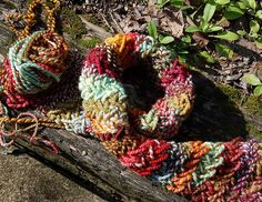 So-called folktale fibers by yarntherapy88, via Flickr
