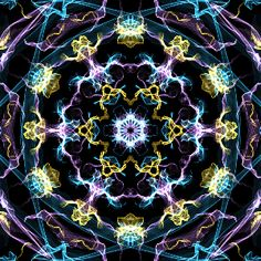 Space Kaleidoscope