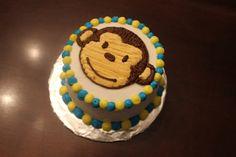 Mod Pod Monkey Smash Cake
