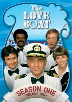 The Love Boat - we watched this all the time.  Had a crush on Gopher