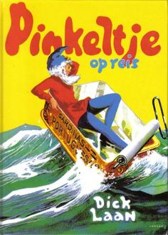 Pinkeltje on a travel by Dick laan