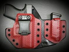 Leatherback Combo Hybrid Holster from WW Tactical Systems. wwtacticalsystems.com